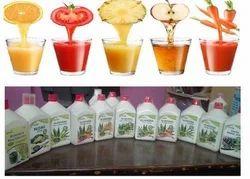 Organic Aloe Vera Lemon Flavor Juice