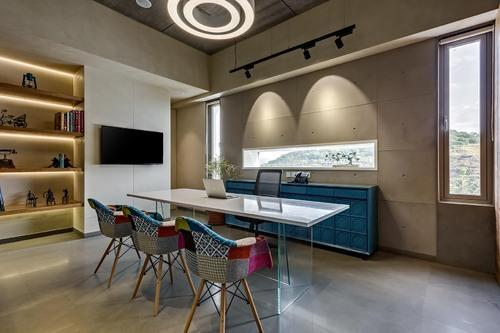 Pleasant Office Interior Office Interiors Akasa Designs Pune Id Interior Design Ideas Apansoteloinfo