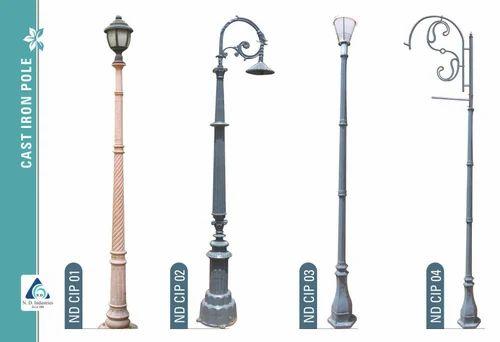 Decorative Light Poles decorative light poles, outdoor lighting poles - n. d. industries
