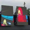 P6 Outdoor Flexible LED Screen