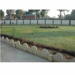 Cement Garden Curbing
