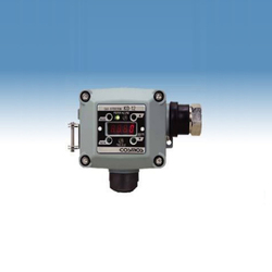 LPG, CNG, Transmeter Detector for PLC