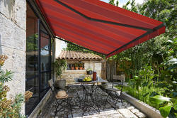 Tunnel Retractable Awnings