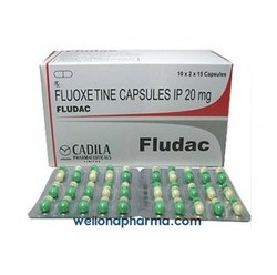 Fluoxetine 20 mg