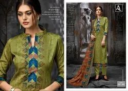 Alok Suits Nandani Fancy Salwar Suits