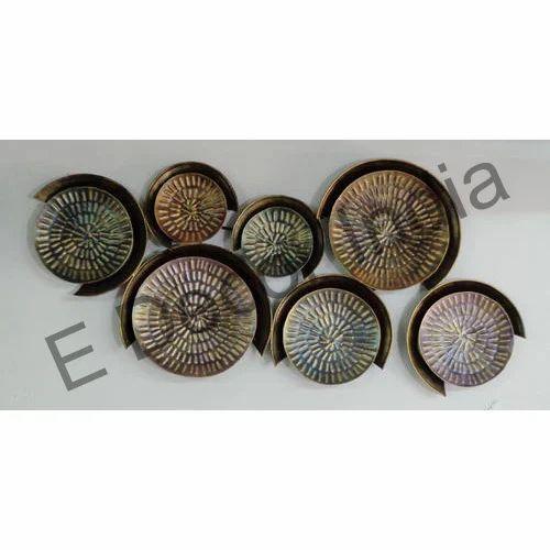 Metal E Decore India Antique Wall Decor Size 48x5x96 Cm Rs 1
