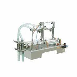 Liquid Filling Single and Double Head Machine