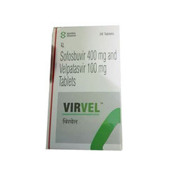 Virvel Sofosbuvir and Velpatasvir Tablets
