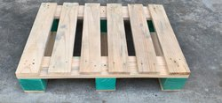 Cargo Half Euro Pallet