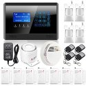 Wireless / Wired Home Security Alarm System