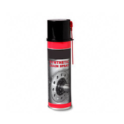 Rust Preventive Spray and Oil - Synthetic Chain Lubrication Spray
