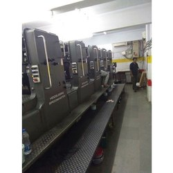 Hedleberg. S M 102 Multi Offset Printing Machine