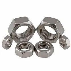 TTF Hexagonal Stainless Steel Hex Nut