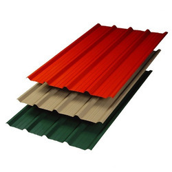 Precoated Steel Roofing Sheets