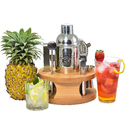 Cocktail Shaker Bar Set with Accessories