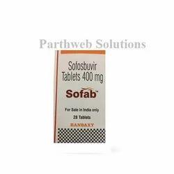 Sofab 400mg tablets