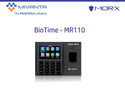 Mivanta BioTime - MR110 Fingerprint Access Control System