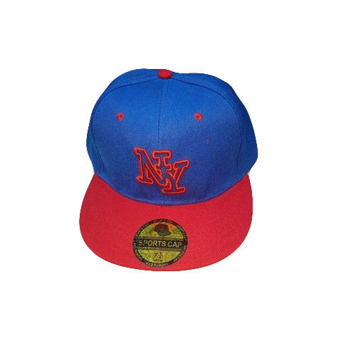Red And Blue Boys Stylish Cap 91a36955cb4