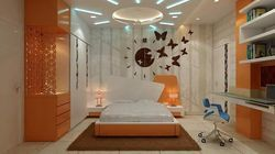 Ceiling design for room