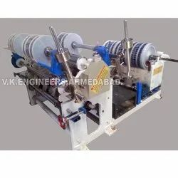 Economical Light Duty Drum Type Slitter Rewinder Machine