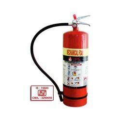 Carbon Steel Mechanical Foam Based Fire Extinguisher
