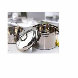 Silver Steamer Set