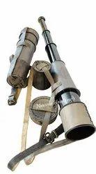 Nirmala Handicrafts Brass Antique Telescope