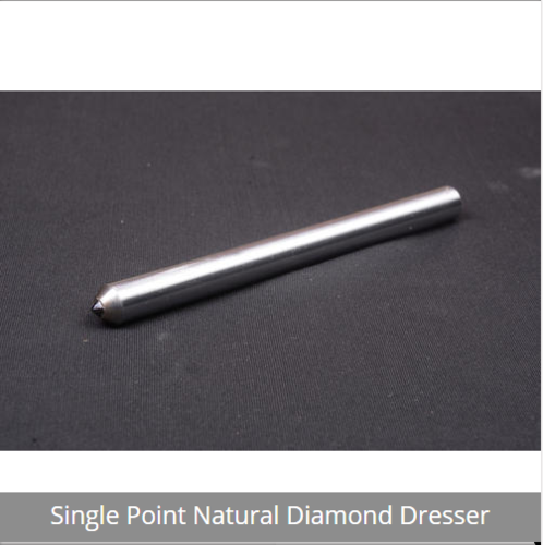 Single Point Natural Diamond Dressers