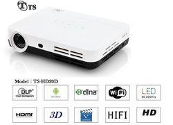 TS-3D Smart Projector