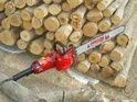 Electric One Man Chain Saw Machine  (Single Phase)
