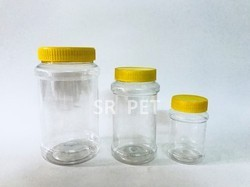 SR Pet Jars
