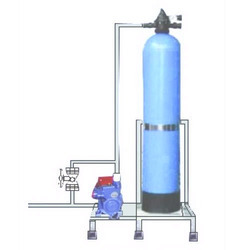 Small Residential Softener Plant