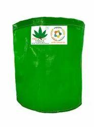 ORGANIC VOGUE ROUND HDPE GROW BAG