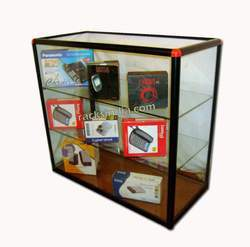 Electronic Product Display Racks Display Counter For