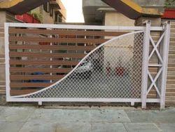WPC Exterior Gate Panel