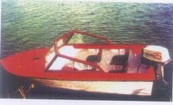 6 Seater FRP Motor Boats