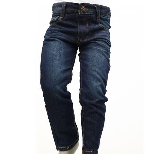 Casual Wear Faded Boys Casual Denim Jeans, Size: 28-38 Inches