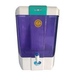 Blue, White Aqua Pearl Water Purifier, For Home, Capacity: 10-15 L