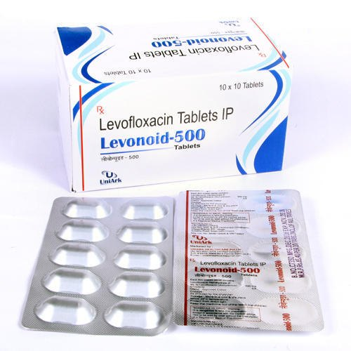 Levonoid Tablet Levofloxacin Tablets, Packaging Type: Alu Alu