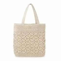 Stylish Macrame Handbag