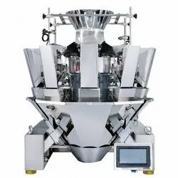 Multihead (10Head) Weigher Machine (For Granuels)