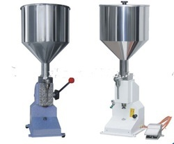 Ointment  Cream Filling Machine
