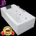 Eleta Jacuzzi Acrylic Hydromassage  Bathtub