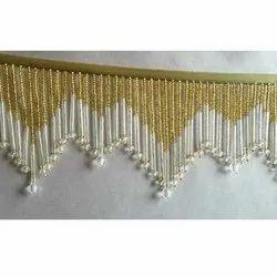 Handmade Beaded Fringes