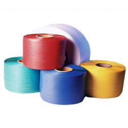 Royal Pack Industries Red and Blue Box Strapping Pp Roll