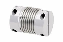 Collet Type Metal Bellow Coupling