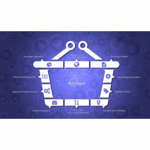 Odoo ERP Purchase Management System Solution in Jayanagar