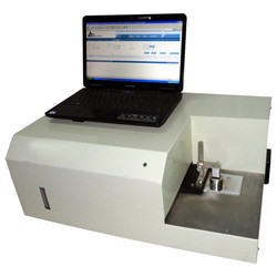 Emission Spectrometer, for Laboratory Use