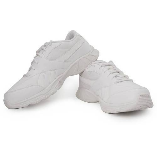 Black And White Men Reebok School Shoes 1f607696b