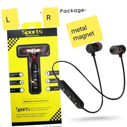 Sports Magnet Bluetooth Handsfree